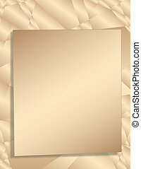 Abstract Background - Beige