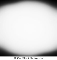 Abstract background - black and white color. Smooth gradient ba