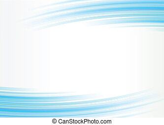 Abstract background blue - Abstract backround, blue lines.