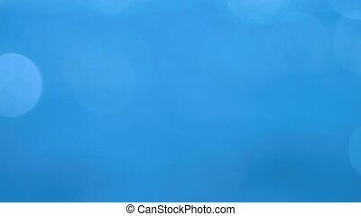 abstract background. blue beautiful background with white round highlights