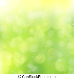 abstract background bokeh green color