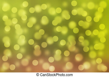 abstract background bokeh