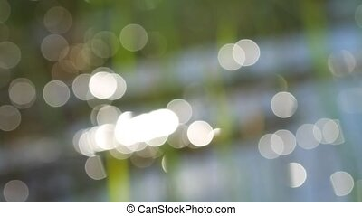 abstract background, bokeh