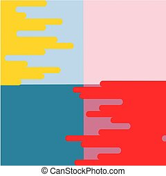 abstract background color ,illustration vector.