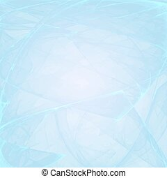 abstract background, colored crumpled paper, vector illustration