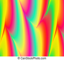 Abstract background, colorful art