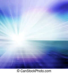 abstract background composite - light energy