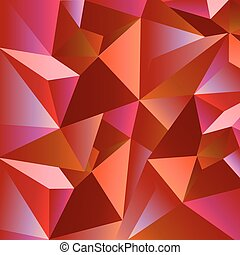 Abstract background design in red color