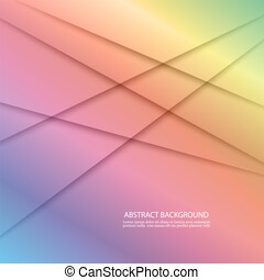 Abstract Background. Design Template. Modern Pattern. Vector Illustration
