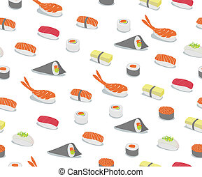 abstract background - Vector background illustration of...