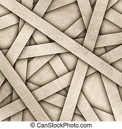 Abstract Background - An Abstract Metal Background Design