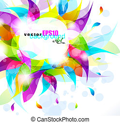 Abstract Background for Business Stylish Flyers - Abstract...
