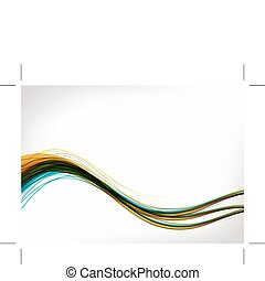 Abstract background for your design