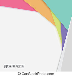 Abstract background for your presentations and design