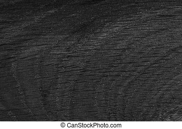 Abstract background from black natural wood oak for your unique project.