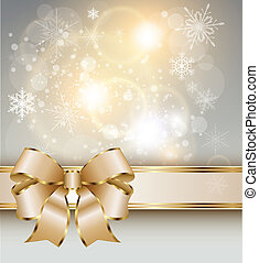 Abstract background gold. - Abstract christmas background...