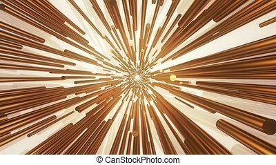 Abstract background golden color