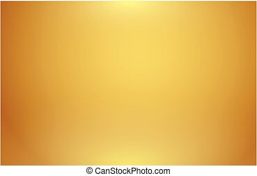Abstract background gradient golden gold luxury.