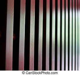 wooden fence - Abstract background. Highly detailed striped ...