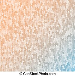 Abstract background identical diamonds with different shades...
