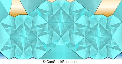 Abstract background, illustration