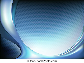 abstract Background - illustration of futuristic abstract ...
