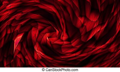 Abstract background in dark red
