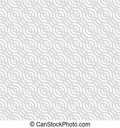 Abstract background in gray and white with wavy lines pattern