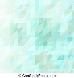 Abstract background in light blue tones.