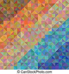 Abstract background in natural colors