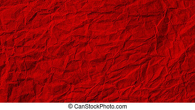 Abstract background in red.