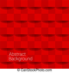 abstract background in red color illustration