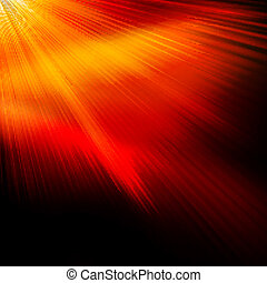 Abstract background in red tones. EPS 10