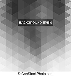 Abstract background in shades of gray.