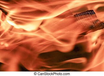 Abstract background (looks like fire)