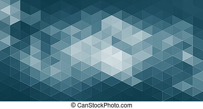 Abstract background - Modern Design. Abstract mosaic ...
