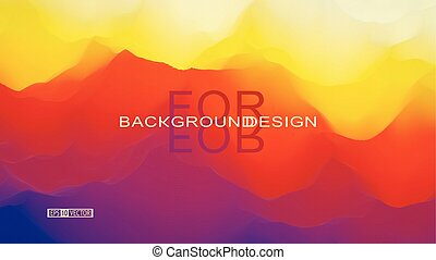 Abstract background. Modern pattern. Vector illustration for design.