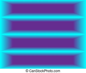 abstract background neon bright blue lines