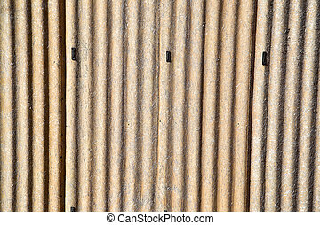 abstract background of a plastic fence