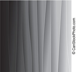 abstract background of black & white paper sheets - vector...