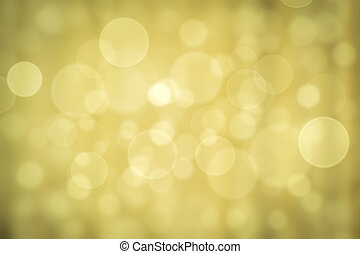 Abstract background of bokeh effect
