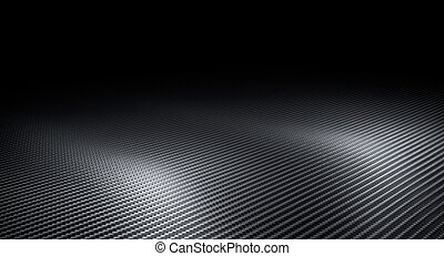 abstract background of carbon fiber pattern