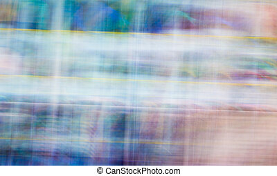 Abstract background of computer screen in motion