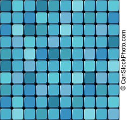 Abstract background of different color blocks.