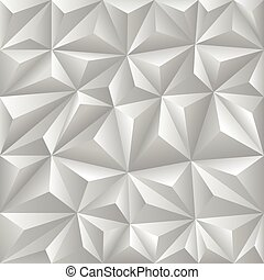 Abstract background of different geometric figures