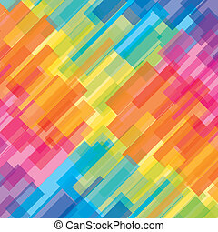 abstract background of geometric el