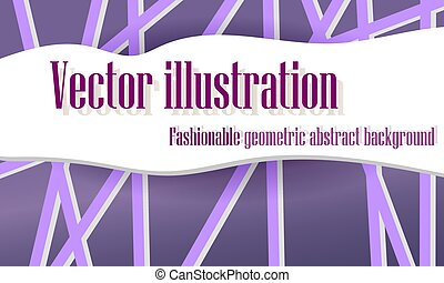 abstract background of lines, vector illustration.