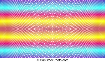 Abstract background of rainbow