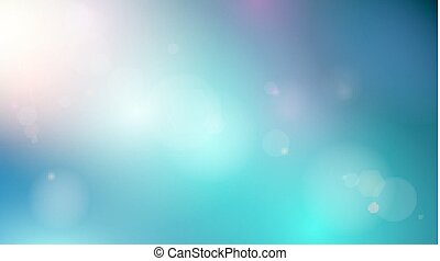Abstract background of sky. Vector