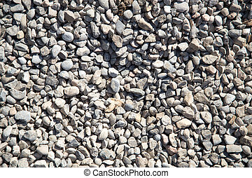 abstract background of stone rubble